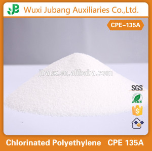 염소화 폴리에틸렌 CPE 135a 대한 PVC 보강 판