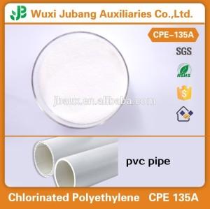 Clorado addtive, CPE 135a, materia prima para productos de pvc