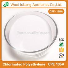 Pvc-additiv cpe 135a weißen fließenden pulver