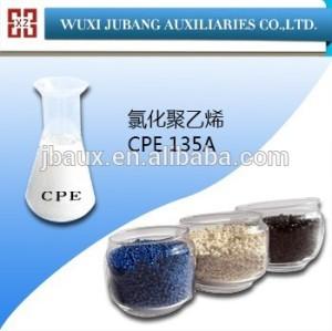 Polyéthylène chloré CPE 135A pour câble protecteurs