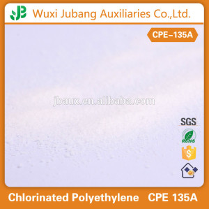 Cpe135a, composición química de tubería de pvc, agentes químicos 99% ventas calientes