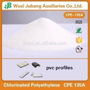 Pvc modificador de procesamiento CPE135A pureza 99% polvo blanco