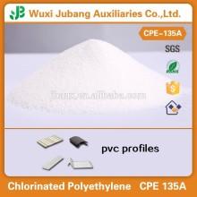Pvc-modifier Verarbeitung cpe135a Reinheit 99% weißes pulver