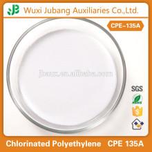 Wuxi en plastique polyéthylène chloré résine cpe135a