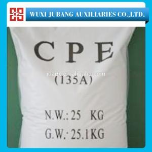 Cpe135a PVC modificador de impacto alta calidad insipidez avirulentas