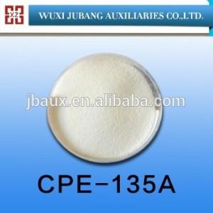 Cpe135a 99% de pureza para placas de espuma de PVC con gran tenacidad y compatibilidad