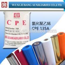 Cpe ( polyéthylène chloré ) - PVC stabilisateur