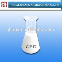 Allgemein anwendung von das chlorierte Polyethylen( cpe 135a)