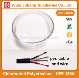 Pvc-kabel und draht, cpe 135a, schlagzähmodifikator günstigen Preis