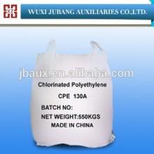 große Affinität pvc schlagzähmodifikator chloriertes polyethylen cpe135a in diesem Sommer