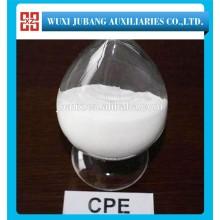 Haute qualité CPE135A avec grand prix PVC impact modificateur polyéthylène chloré