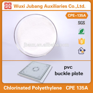 Cpe, clorado addtive para placas de pvc, modificador de impacto, buena calidad