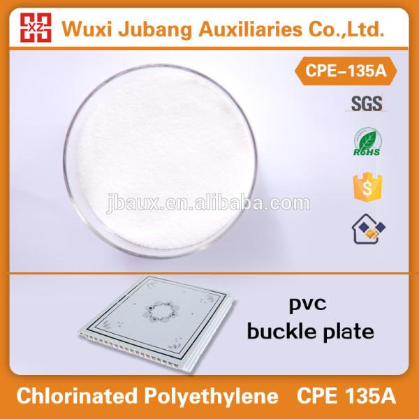 Cpe, Polyéthylène chloré pour pvc plaques, Impact modificateur, Bonne qualité
