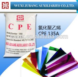 Cpe-135a, química auxiliar, Retrofit plástico para PVC FILMS