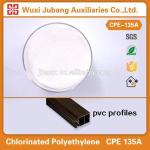 cpe-135, PVC 충격 수식어, 처리 지원 PVC 필름