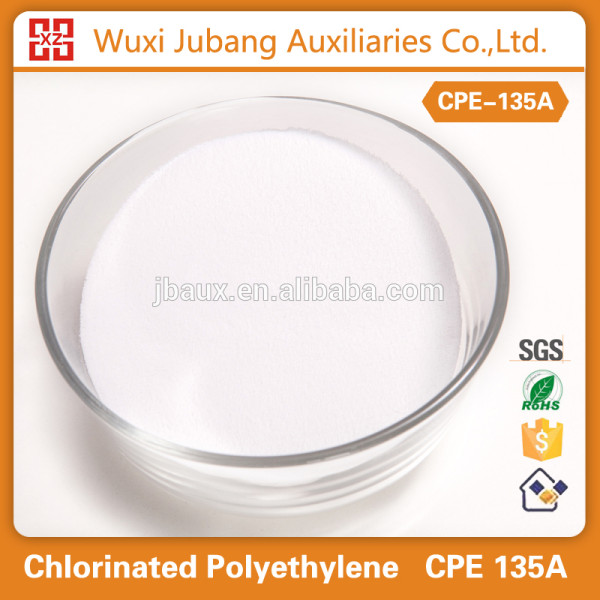 Les matières premières PVC cpe135a
