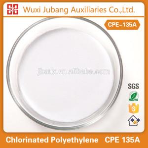 Pvc modificador de procesamiento, cpe 135a, clorado addtive gran dureza