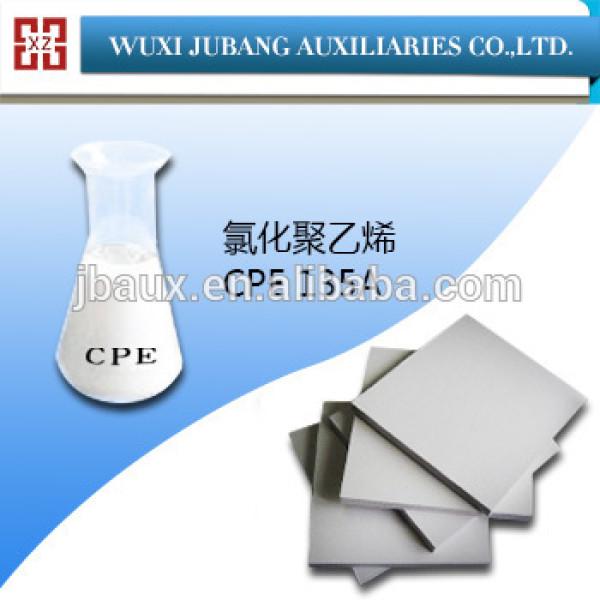Cpe 135A chlorés ployethylene résine pour feuille