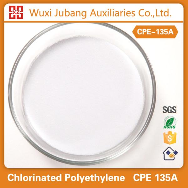 Polyéthylène chloré / CPE ( 135A ) en pvc impact modificateur champ