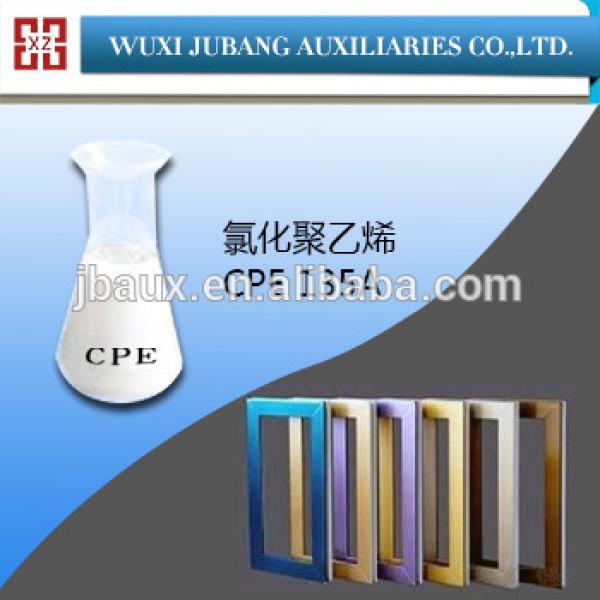 Cpe 135A chlorés ployethylene résine de profilés de fenêtres