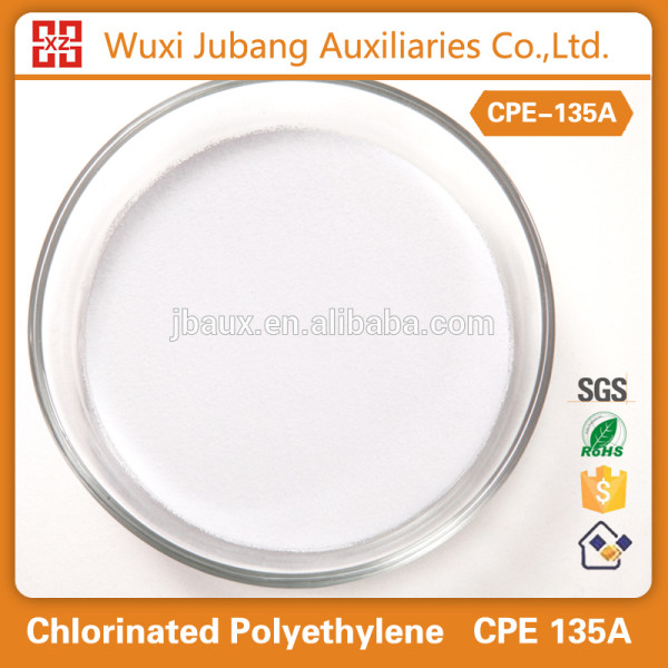 Cpe135a HDPE matières premières