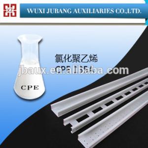 Fabricación de china clorado addtive CPE 135A para ranura línea