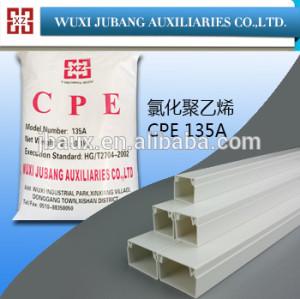 china lieferant chloriertes polyethylen cpe 135a für Slot