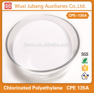 Pvc-rohr abhärtung agent chloriertes polyethylen cpe 135a