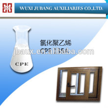 Cpe 135a chimique impact modificateur pour fenêtres en pvc, Pvc porte