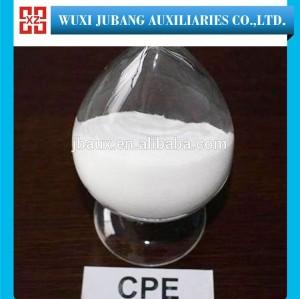 Cpe résine incluses modificateur pour matières premières en plastique