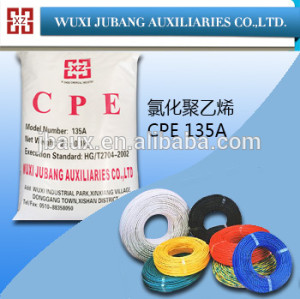 Cpe additif ( CPE-135A ) pour PVC fil recouvert