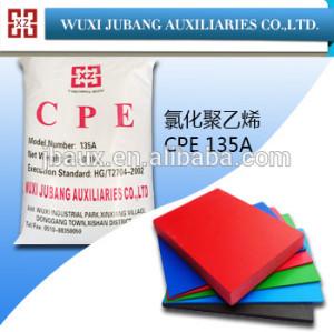 Cpe / CM 135A utilisé pour PVC panneau de mousse