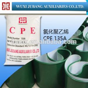 Modificador de impacto CPE 135A para cinta transportadora PVC