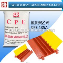 Impact modificateur CPE 135A pour PVC trunking carte