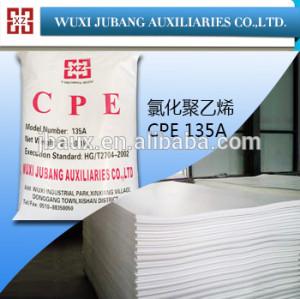 Cpe aditivo ( CPE-135A ) para compuesto plástico de madera productos