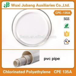 Polyéthylène chloré, Cpe135a pour PVC des produits de base