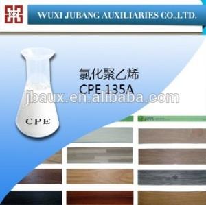 Cpe 135A résine sol en PVC