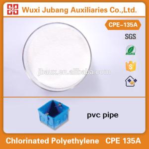 Plástico auxiliar agentes, clorado addtive cpe para tubería de pvc