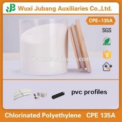 Kunststoff-fenster und Türen Profile rohstoff chloriertes polyethylen cpe 135a