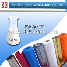 Verarbeitungshilfsmittel, schlagzähmodifikator, cpe135a für pvc flim