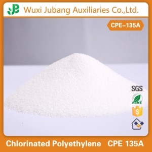 Materia prima plástica clorado addtive CPE135a