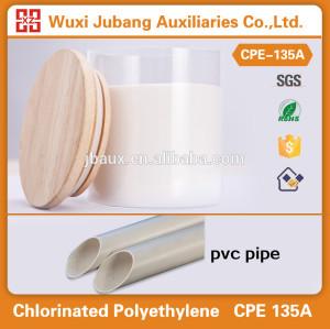 Cpe 135a, clorados polietileno para tubo de pvc