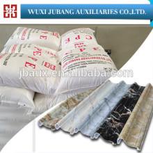 Article décoratif matières premières et additif chimique CPE 135A