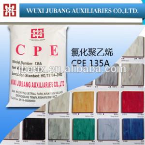 Primer grado, clorado addtive, cpe-135a para suelo de pvc