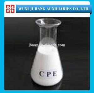 염소화 폴리에틸렌 cpe-135a PVC 산업 적용