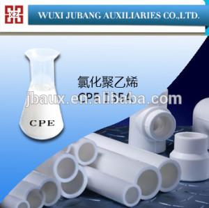 하드 PVC 유연성과 충격 수정
