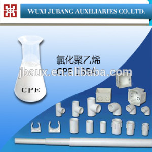 Chlorierte polyäthylen cpe 135a für pvc-rohr fitting