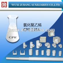 Paraffines polyethlene cpe 135a pour PVC raccords de tuyauterie