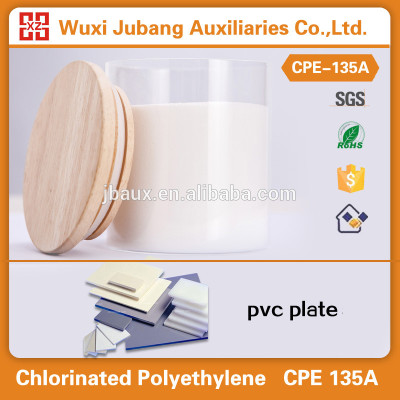 Cpe135, schlagzähmodifikator, fabrik hersteller für pvc-platten