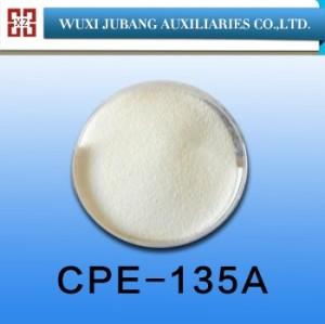Plasticized policloruro, cpe135a, polvo blanco, ventas calientes